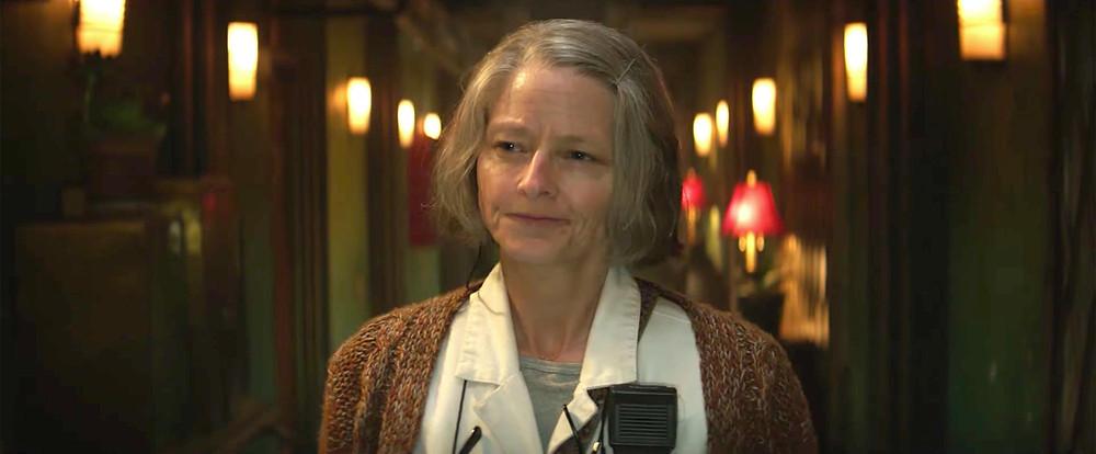 Hotel Artemis film review UK