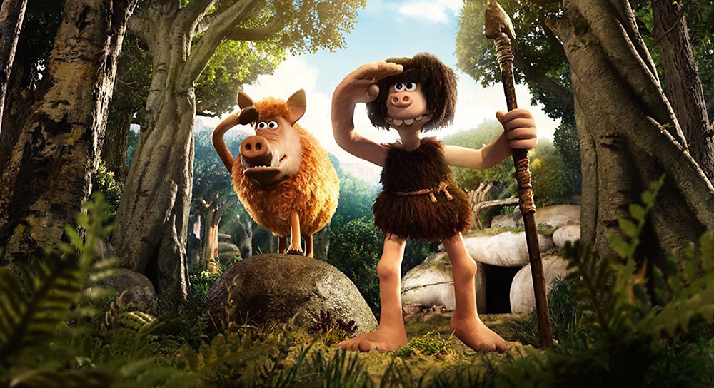 early man uk film review