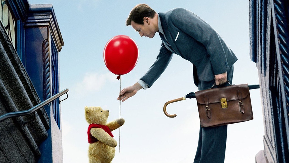 Christopher Robin film review UK