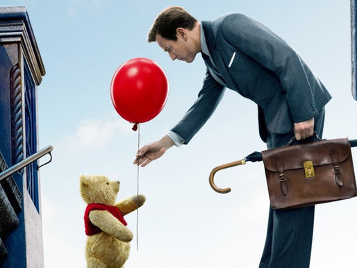 Christopher Robin film review
