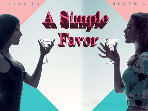 A Simple Favor film review