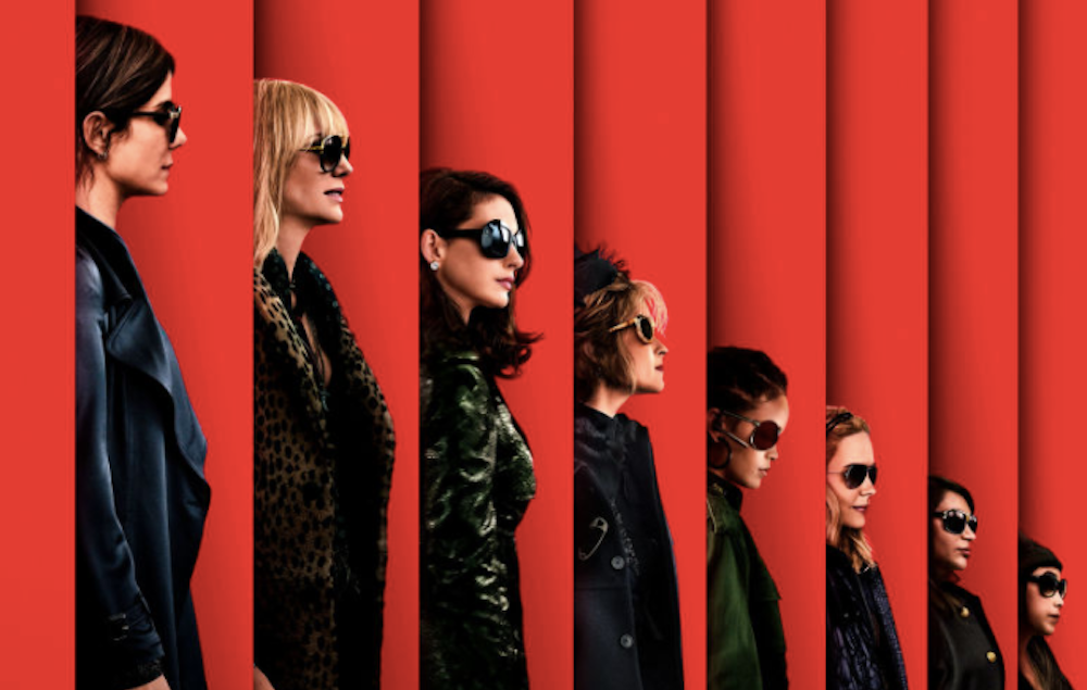 Ocean's 8 film review UK