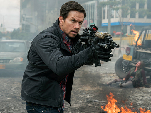 Mile 22 film review