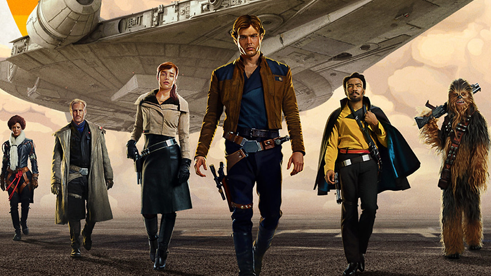 Solo: A Star Wars Story film review UK