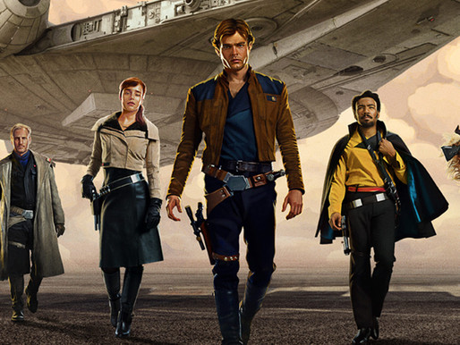 Solo: A Star Wars Story film review