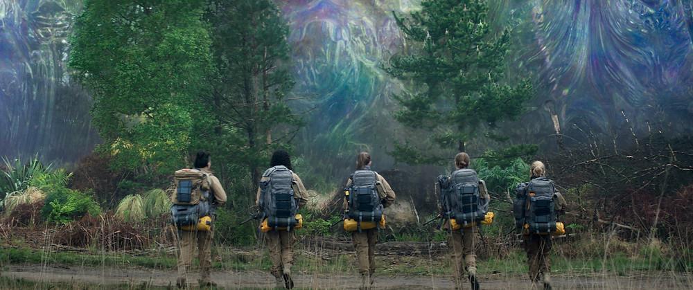 Annihilation netflix film review