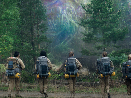 Annihilation Netflix film review