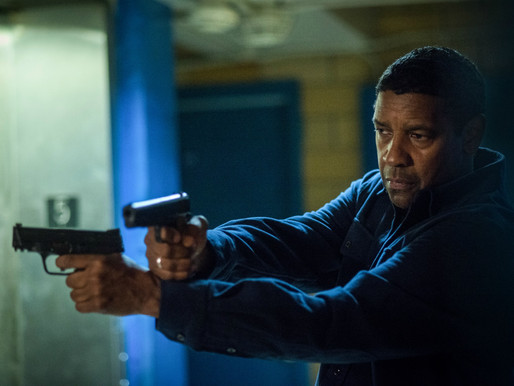 The Equalizer 2 film review