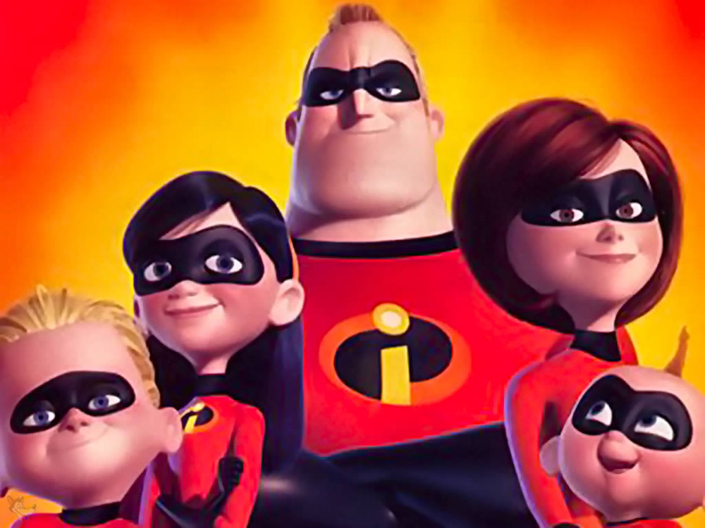 Incredibles 2 film review UK