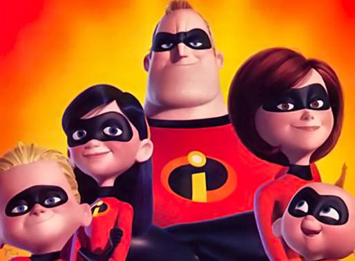 Incredibles 2 film review