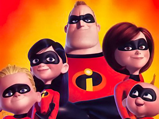 Incredibles 2 film review