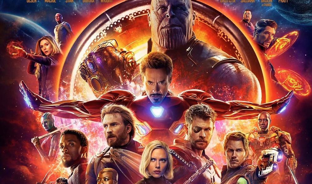 Avengers: Infinity War film review UK