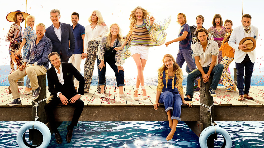 Mamma Mia! Here We Go Again film review