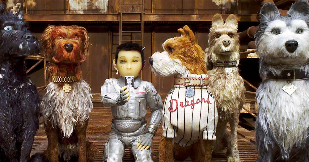 Isle of Dogs UK Film Review