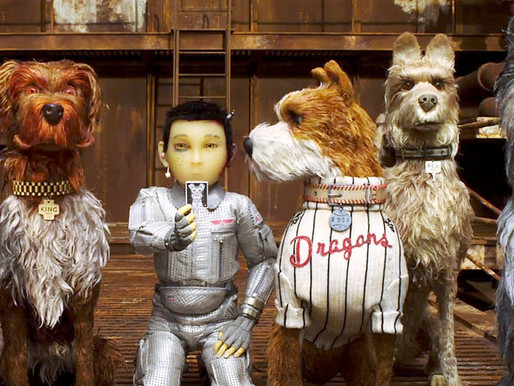 Isle of Dogs film review