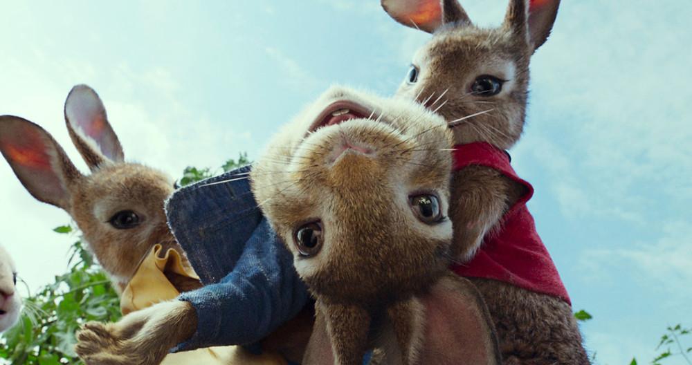 Peter Rabbit film review