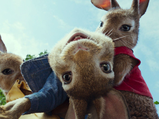 Peter Rabbit film review