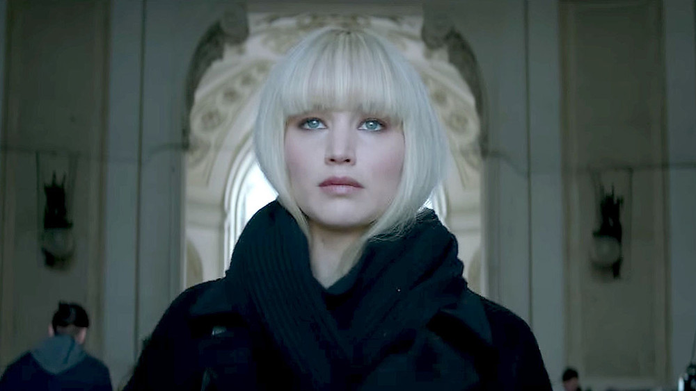 Red Sparrow film review UK