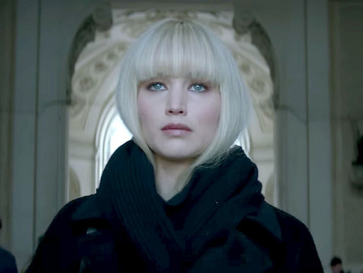 Red Sparrow film review