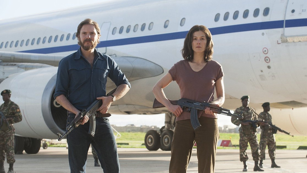 7 Days in Entebbe film review UK