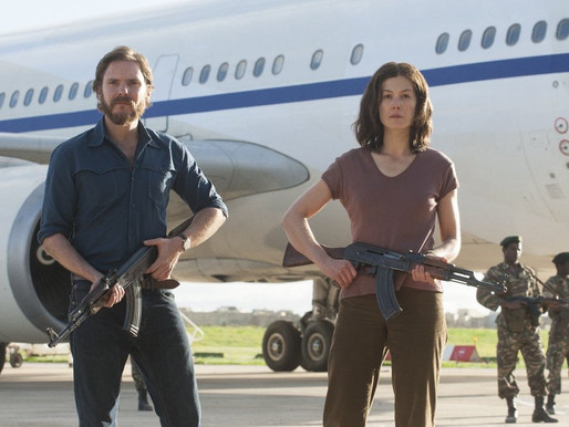 7 Days in Entebbe film review