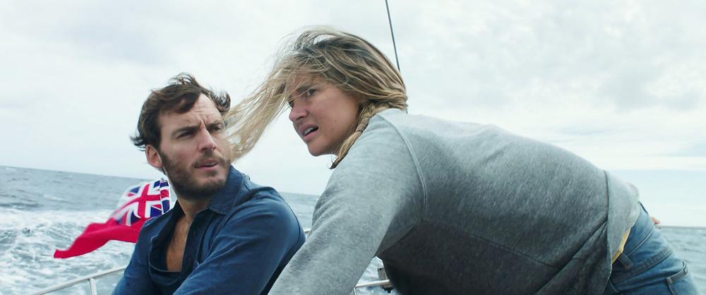 Adrift film review UK
