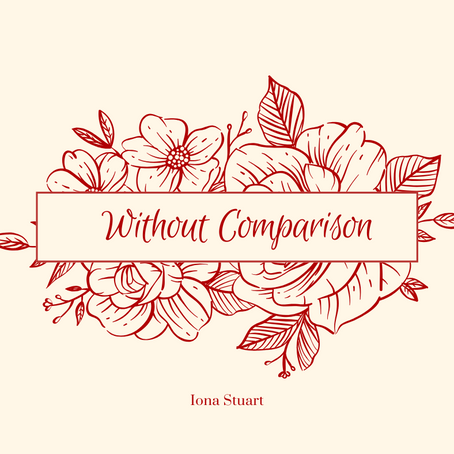 Without Comparison - Poetry