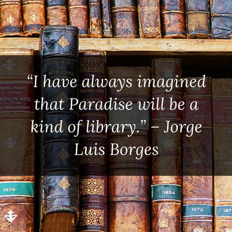 Books, Glorious Books!*