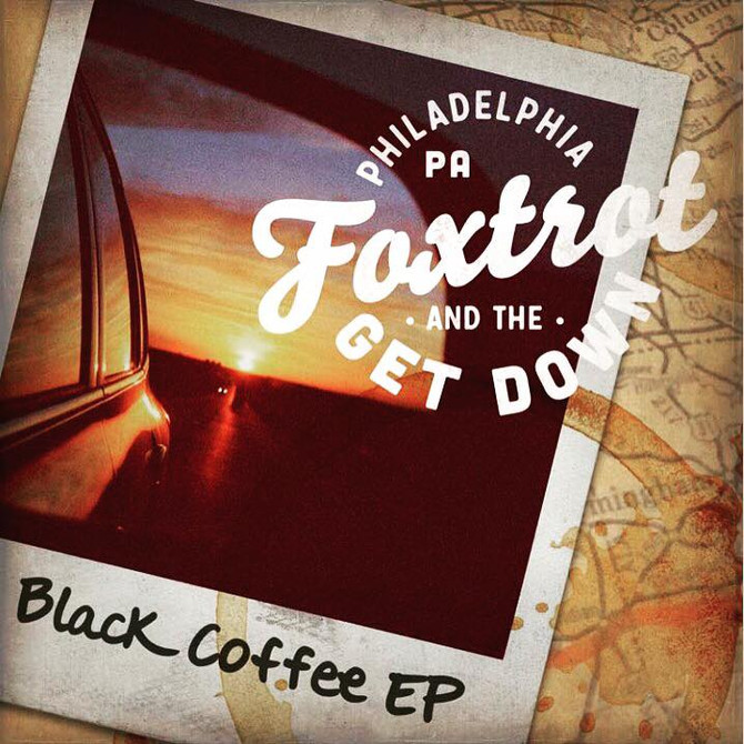 "Foxtrot & The Get Down's ""Black Coffee"" out November 13th"