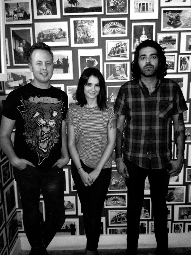 SECRET CLUB SIGNS WITH AMERICAN ECHO RECORDS