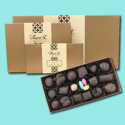 Assorted Dark Chocolates Gift Boxes