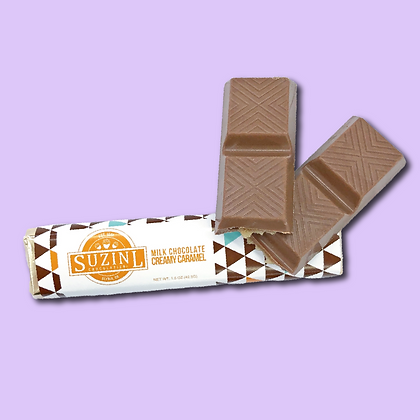 Caramel Candy Bar