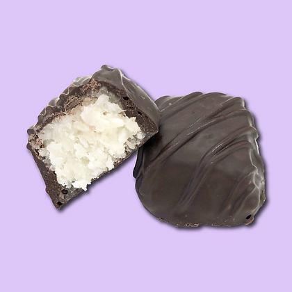 Dark Chocolate Coconut Joys