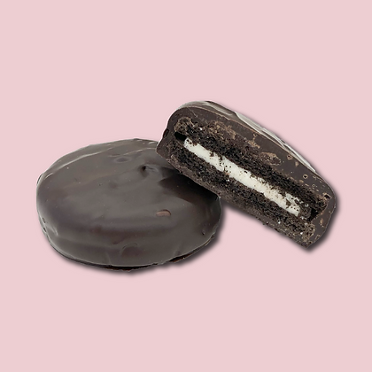 Dark Chocolate Covered Oreo Cookies