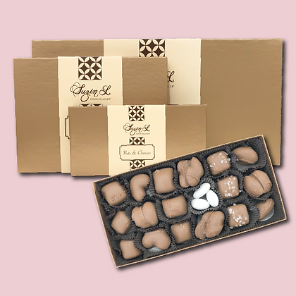 Nuts & Chewies Gift Boxes