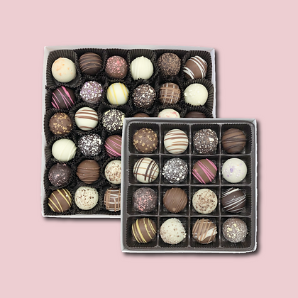 Assorted Truffles Gift Boxes