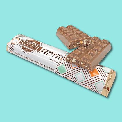 Pretzel Candy Bar