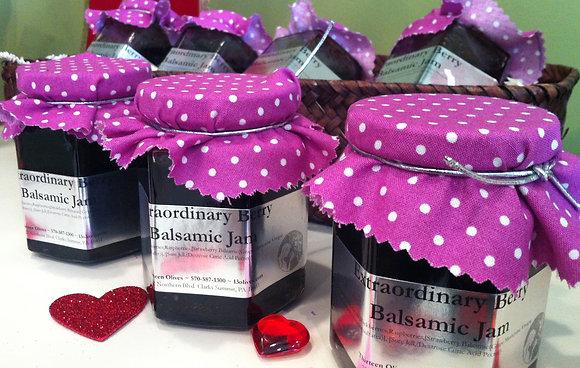 Extraordinary Berry Balsamic Jam