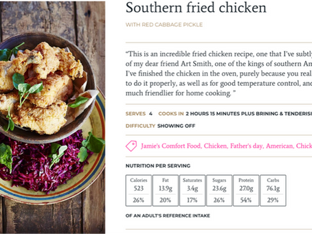The Secret Behind Fried Chicken: Learning from the Best