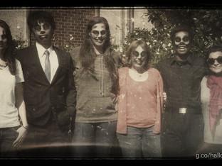 Happy Halloween from the Hood!