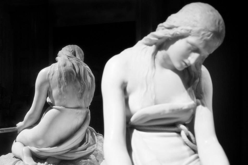 """""""La Maddalena penitente"""", Antonio Canova 1793-96"""