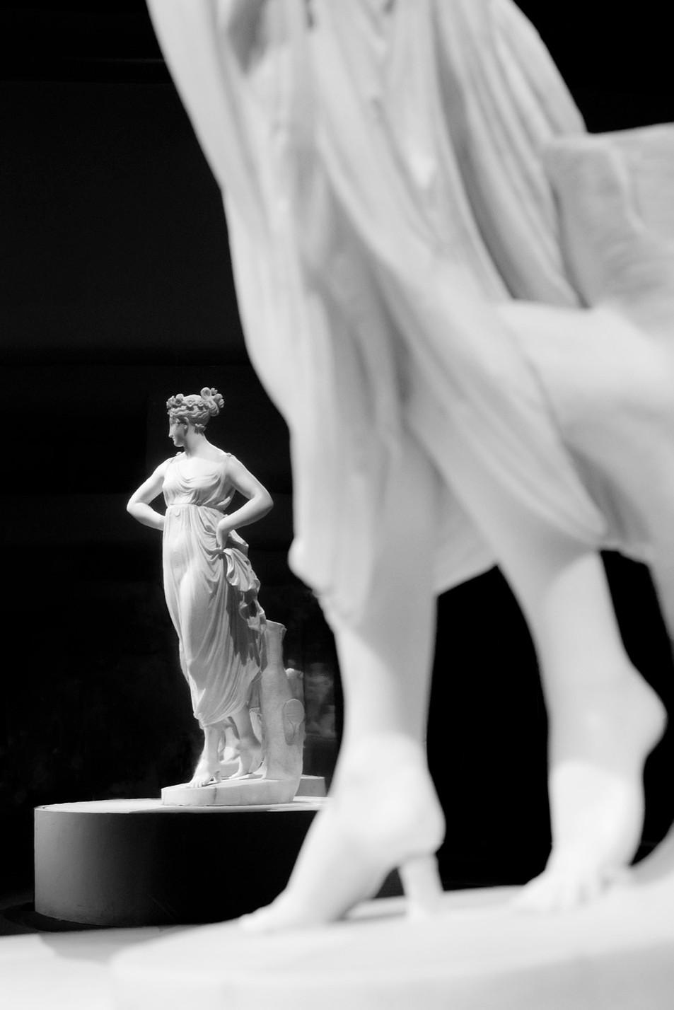 """""""La Danzatrice"""", Antonio Canova 1811"""
