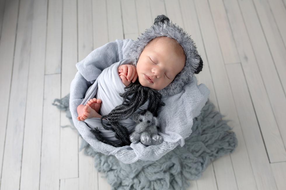 Séance photos naissance