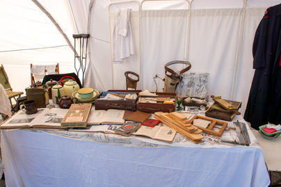 Display for BBC at Folkstone