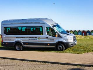 Luxury mini bus
