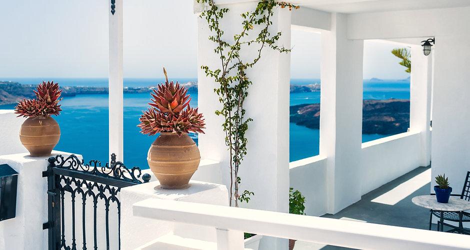 griechische Villa
