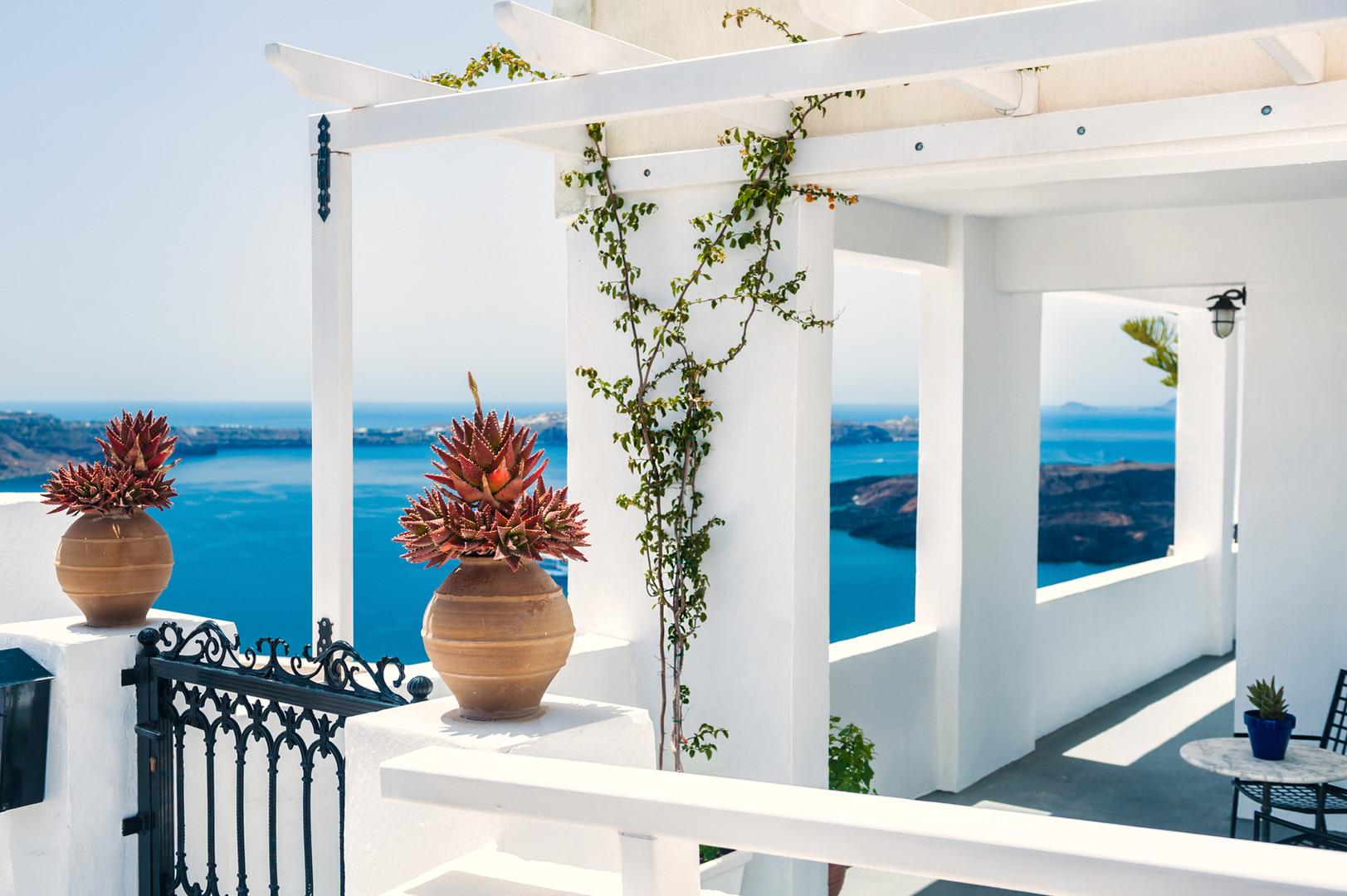 Villa griega