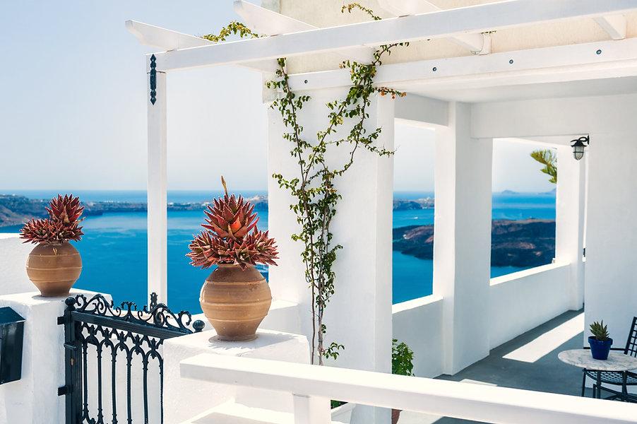 Villa grecque
