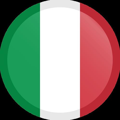 1 000 000 Italy Full Info Consumers