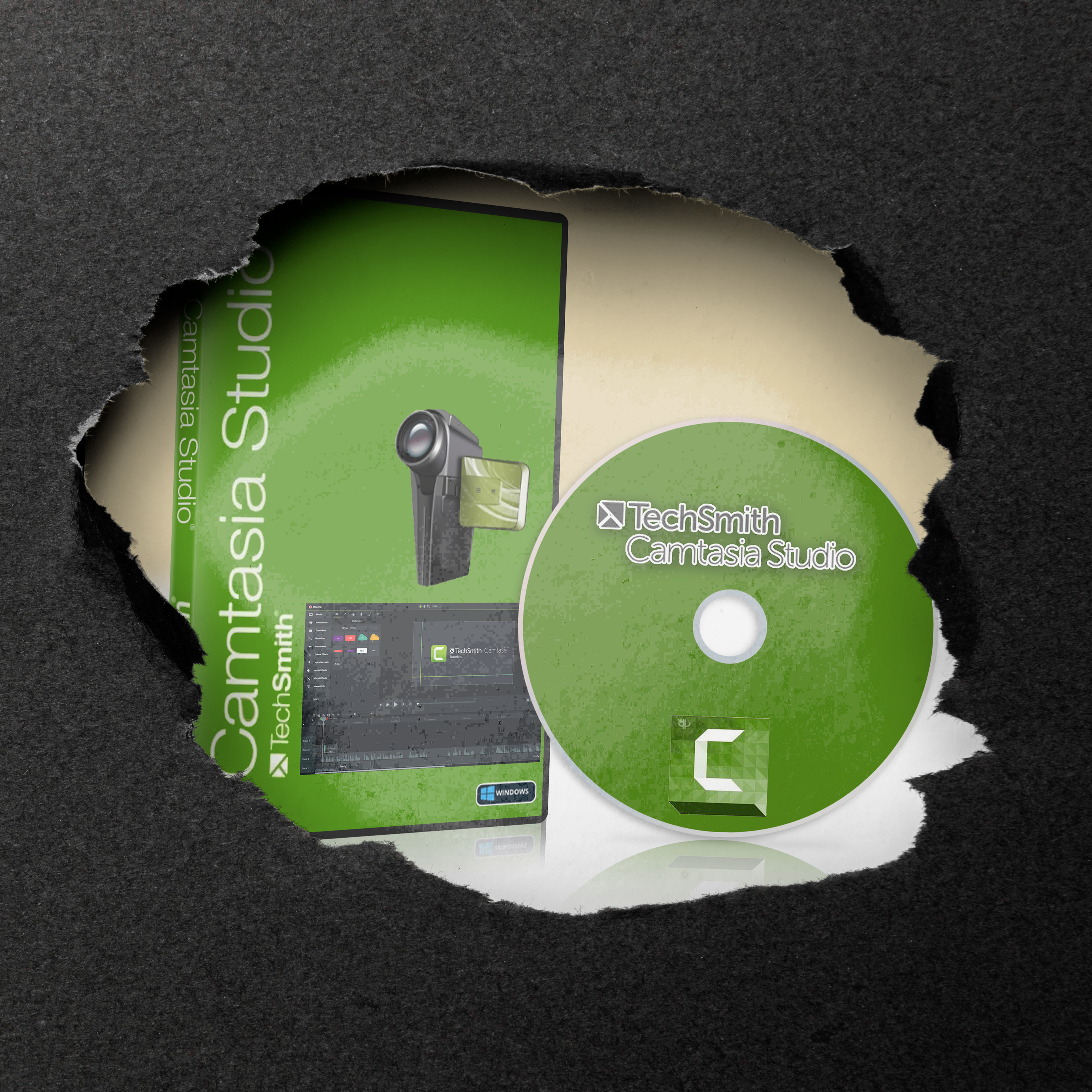 Camtasia: Screen Recorder